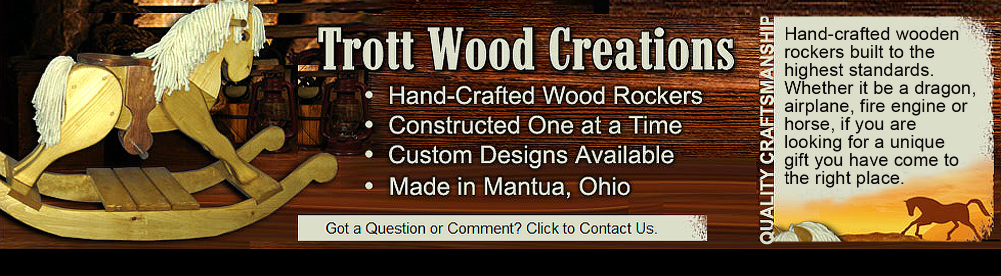 Trottwood Creations |
